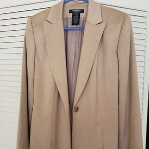 BMoss Tan blazer